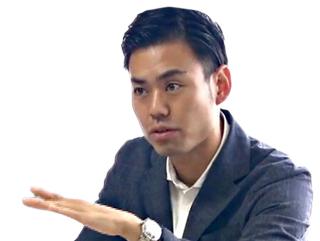 鹿野リゾートを管理・経営する株式会社グレートステイの代表取締役 大崎章弘