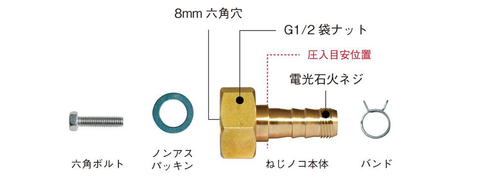 NN-5010ねじノコ製品詳細